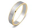 Обручальные кольца оригинальные; Код: ZG-50052; Вес: 5.81г; 0р.