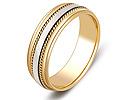 Обручальные кольца; Код: ZG-50061; Вес: 4.06г; 0р.
