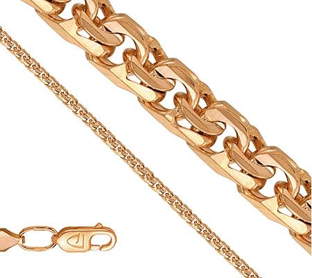 Фото«ZGF-7031»Женская золота цепочка на руку - браслет